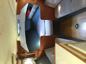 27' bayliner cabin cruiser
