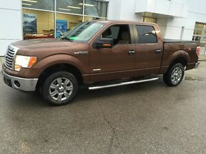 2011 Ford F-150 XLT Pickup Truck 4x2 3.5 eco-boost , London Ontario image 3