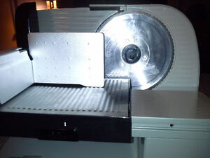 Chefs choice model 615 meat slicer