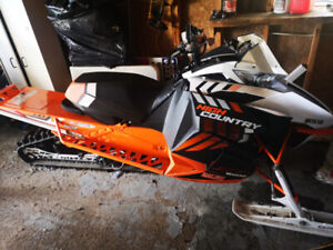 2017 Arctic cat xf8000 high country