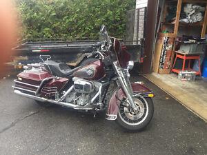 1985 Harley Davidson FHT