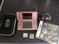 Nintendo DS light console