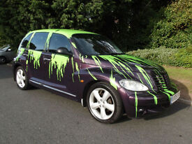 CHRYSLER PT CRUISER 2.4 GT UNIQUE CAR WITH LOW MILEAGE, HEADTURNER