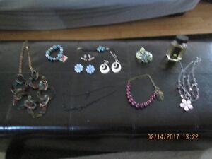Costume Jewellery all very lightly used or not used at all