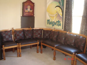 Quality German-made 10 seating  couch