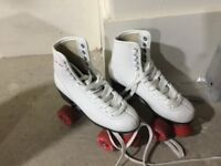 Roller boots - size 5