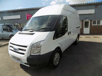 FORD TRANSIT 330 MWB HIGH ROOF 2.2 FWD 115 BHP 6 SPEED 2011 60