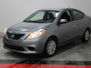 2014 Nissan Versa 1.6 SV   - Bucket Seats - Alloy Wheels - $72.5