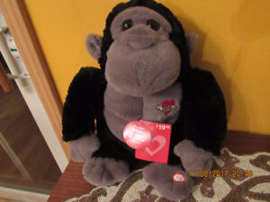 Singing and dancing monkey ape toy