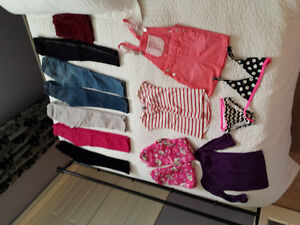 girls size 4/5 clothing lot