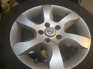 Summer Tires with ALLOY RIMS