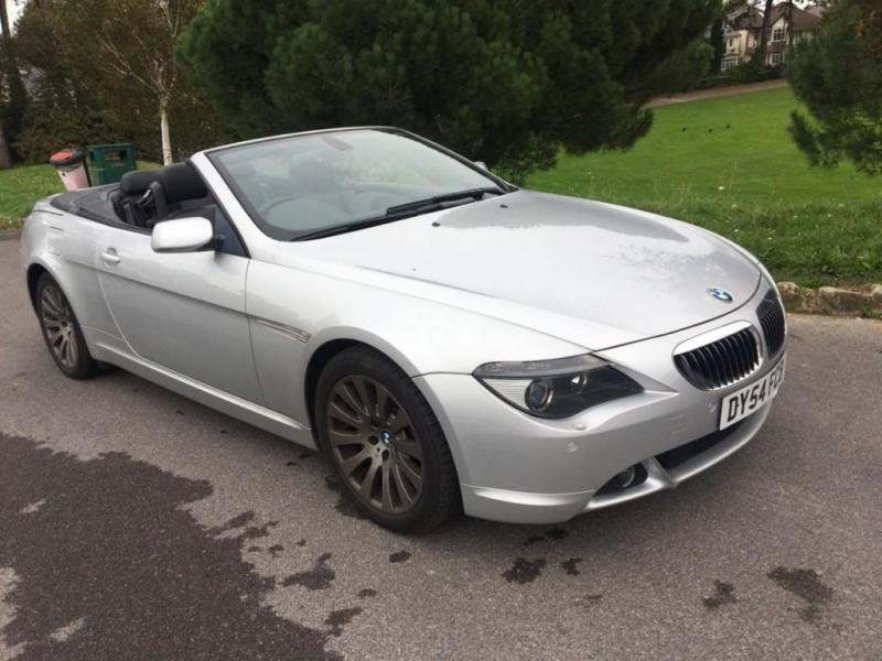 2004 54 BMW 6 SERIES 4.4 645CI 2D 329 BHP