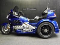 HONDA GOLDWING GL 1800 TRIKE WITH BRAND NEW CONVERSION 6,000 MILES