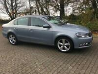 Volkswagen Passat 2.0TDI ( 140ps ) BlueMotion Tech DSG Automatic 2011 11 SE