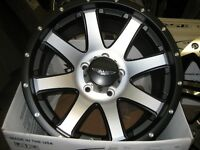 NEW 17X9 EAGLE WHEELS 5X5 BOLT PATTERN (5X127mm)