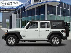 2018 Jeep Wrangler Unlimited Sahara  - Bluetooth - $270 B/W