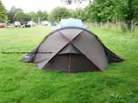 Aztec Explorer Plus - 3 man Tent - Mounteneering Tent - light weight - L@@K!