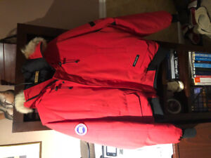 Merry Christmas to you! Canada Goose Chiliwack bomber