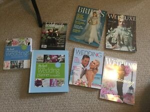 Wedding books / magazines