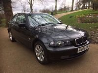 BMW 3 Series 2.0 318ti SE Compact 3dr NEW MOT, FREE WARRANTY, CRUISE 2005 (05 reg), Hatchback