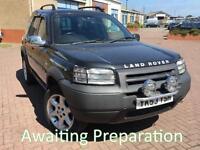 2003 (03) Land Rover Freelander 2.0 Td4 Kalahari Automatic
