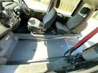 Fiat Multipla Upfront passengers wheelchair accessible vehicle