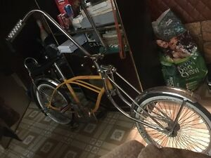 Lowrider bicycle for sale