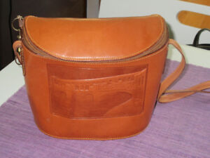 Saddle Bag - Genuine Leather Made in Italy  Brand New