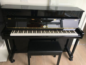 YAMAHA B2 PE like new, $4200 (tax included)