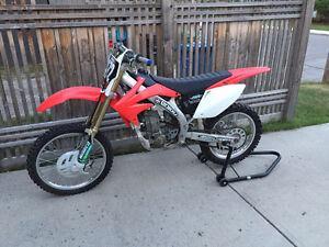 2007 CRF450r