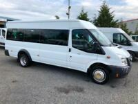 ption [Change] Ford TRANSIT 17 seaters only 21 k 2013 63 Reg 135 T430 RWD Genuin