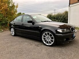 BMW 3series M SPORT 'FULL SERVICE HISTORY' px welcome