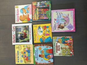 TONS of toddler - kids books !!
