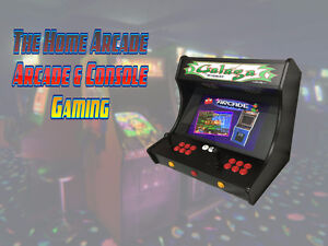 The Home Arcade Bartop Cabinet with 7,100+ games & Warranty