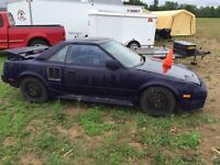 Parting out 85 MR2