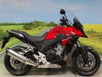 Honda CB500 X 2014 **Superb low mileage example of this freindly work horse!**