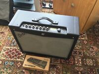 Fender Mustang IV with footswitch