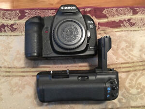 Canon 5dmk2 with battery grip+ Canon 50 f1.4