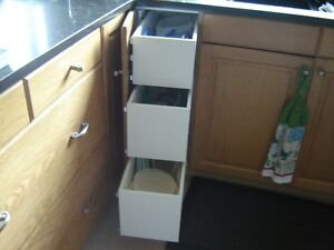 MAKE YOUR KITCHEN MORE USER FRENDLY--CUSTOM MADE ROLLING SHELVES Peterborough Peterborough Area image 10