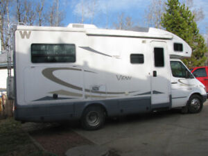 2007 Winnebago View 23 J is reaady for viewing
