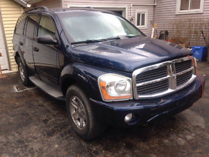 Parting out a 2005 Durango