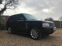 2006 LAND ROVER RANGE ROVER VOGUE SE V8 SUPERCHARGED AUTO ESTATE PETROL