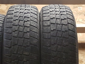 15 17 AND 18 INCH WINTER TIRES FOR SALE