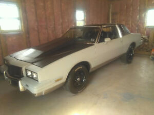 Looking to TRADE my 1987 Pontiac Grand prix