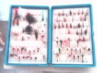 Fox Fly Box with flys