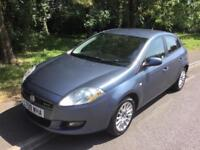 2009 Fiat Bravo 1.6 active m-jet 1 owner January 2019 mot great econemy