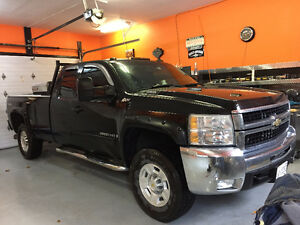 2007 Chevrolet 2500 HD Pickup Truck