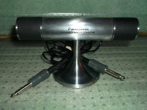 Microphone-Stereo-Vintage