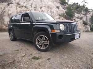 2008 jeep Patriot north edition. $4,000 obo