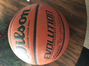 wilson evolution 29.5 indoor basketball